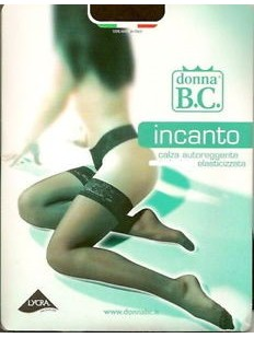Чулки Donna BC Incanto-15