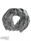 Шарф Conso SC1608005 - серый