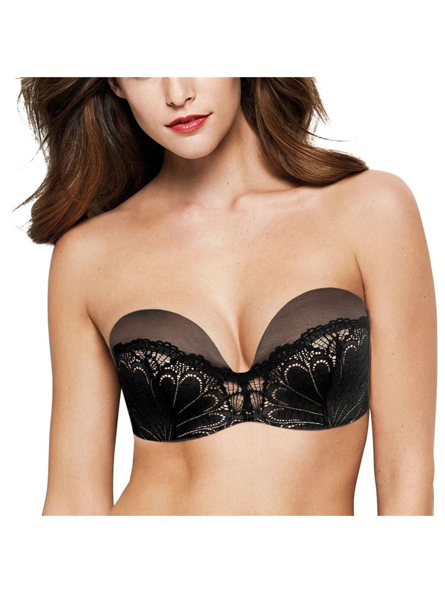 de14897c4 ... Ultimate Strapless Refined Glamour Bra W031U Magic Hands Silicon Dot  eBayWonderbra-Ultimate-Strapless-Refined-Glamour-Bra -W031U-Magic-Hands-Silicon-.