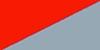 Серый/Красный